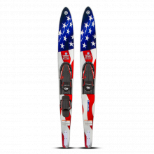 Celebrity Combo Waterskis - Flag