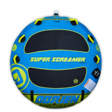 Super Screamer Towable Tube by O'Brien in Chelan WA