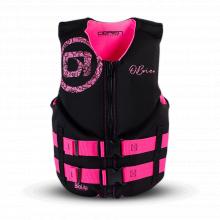 Junior Life Jacket - Pink by O'Brien in Chelan WA