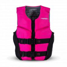 Youth Flex V-Back Life Jacket - Pink by O'Brien in Chelan WA