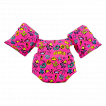 Water Bug Child Life Jacket - Pink by O'Brien in Chelan WA
