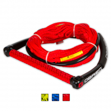 4-Section Poly-E Wakeboard Rope & Handle Combo by O'Brien
