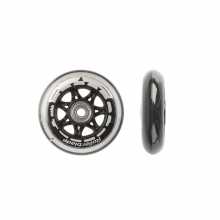 Wheels Pack 84/84A+Sg7+8Mmspacers (8Pcs) by Rollerblade