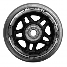 Wheels Pack 80/82A+Sg7+8Mmspacers (8Pcs) by Rollerblade in Bakersfield CA