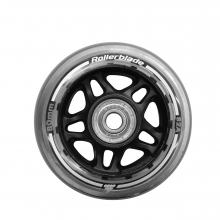 Wheels Pack 80/82A+Sg7+8Mmspacers (8Pcs) by Rollerblade in Squamish BC
