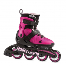 Microblade  Girl's Adjustable Fitness Inline Skate by Rollerblade in Chelan WA