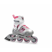 Bladerunner by Phoenix Girls Adjustable Fitness Inline Skate by Rollerblade in Red Deer Ab
