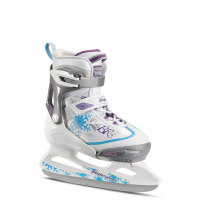 Bladerunner Ice  by Micro Ice Girls Junior Adjustable Ice Skates by Rollerblade