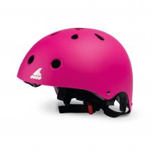 Kids Rb Jr Helmet, Pink by Rollerblade