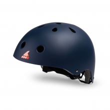 Kids RB JR Helmet, Midnight Blue by Rollerblade