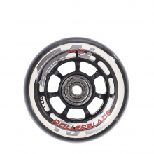 Wheelkit 76mm 80A, SG5 Bearings by Rollerblade