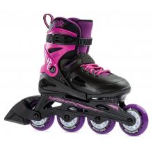Fury Girl's Adjustable Fitness Inline Skate by Rollerblade