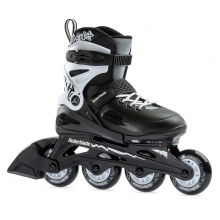 Fury Boy's Adjustable Fitness Inline Skate by Rollerblade