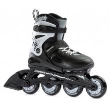 Fury Boy's Adjustable Fitness Inline Skate by Rollerblade