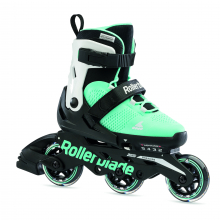 Microblade 3WD Kid's Size Adjustable Inline Skate by Rollerblade in Squamish BC