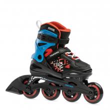 Thunder Kids Adjustable Fitness Inline Skate by Rollerblade