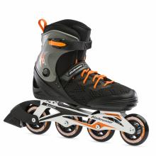 Bladerunner by Rollerblade Formula 84 Men's Adult Fitness Inline Skate, Black/Orange by Rollerblade in Squamish BC