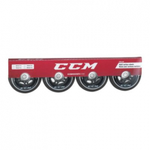 Roller Hockey Skate Replacement Wheels 4-Pack by CCM