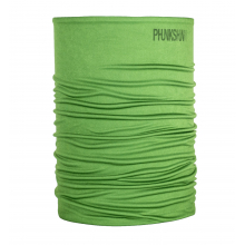 Double Tube Solid Green