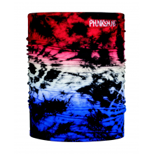 Double Tube Tie Dye America by Phunkshun Wear