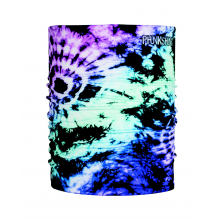 Double Tube Tie Dye Pink Purple by Phunkshun Wear