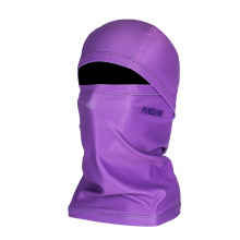 Convertible Ballerclava Solid Light Purple by Phunkshun Wear