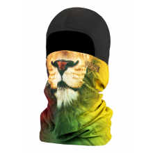 Thermal Ballerclava Faces Rasta Lion