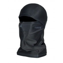 Convertible Ballerclava Solid Black by Phunkshun Wear