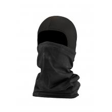 Double Ballerclava Camo Urban Black by Phunkshun Wear