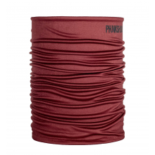 Double Tube Solid Deep Red