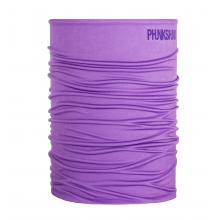 Double Tube Solid Light Purple by Phunkshun Wear