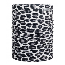 Youth Double Tube White Leopard