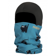 Youth Thermal Ballerclava Cats by Phunkshun Wear