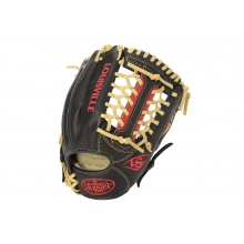 Omaha Series 5 Scarlet 11.5 inch by Louisville Slugger