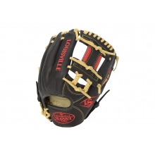 Omaha Series 5 Scarlet 11.25 inch by Louisville Slugger