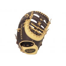 Omaha Select First Base Mitt by Louisville Slugger