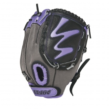 "Louisville Slugger Diva Hot Purple 10.5"" Fastpitch Glove by Louisville Slugger"