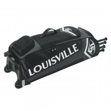 Louisville Slugger Series 7 Rig Wheeled Bag by Louisville Slugger