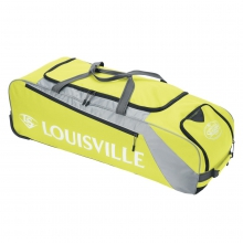 Louisville Slugger Series 3 Rig Wheeled Bag by Louisville Slugger