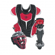 Louisville Slugger Series 7 Adult 3-Piece Catcher's Set by Louisville Slugger