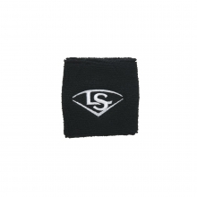 "Louisville Slugger Traditional 2.5"" Wristband by Louisville Slugger"