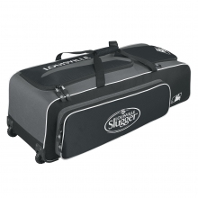Louisville Slugger Series 5 Rig Wheeled Bag by Louisville Slugger