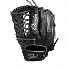 "Louisville Slugger Omaha 11.75"" Pitcher's Baseball Glove - Left Hand Throw by Louisville Slugger"