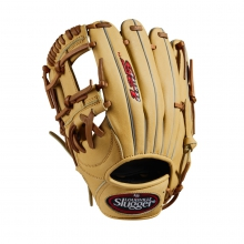 "Louisville Slugger 125 Series 11.5"" Infield Baseball Glove - Left Hand Throw by Louisville Slugger"