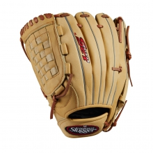 "Louisville Slugger 125 Series 12"" Pitchers Baseball Glove - Left Hand Throw"