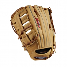 "Louisville Slugger 125 Series 12.5"" Outfield Baseball Glove - Left Hand Throw by Louisville Slugger"