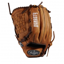 "Louisville Slugger Dynasty 12"" Pitchers Baseball Glove - Left Hand Throw by Louisville Slugger"