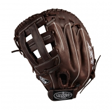 "Louisville Slugger LXT 13"" Firstbase Faspitch Glove - Left Hand Throw by Louisville Slugger"