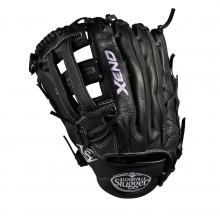 "Louisville Slugger Xeno 12.5"" Pitchers Fastpitch Glove - Left Hand Throw by Louisville Slugger"