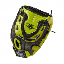 "Louisville Slugger Diva 11.5"" Infield Fastpitch Glove - Left Hand Throw by Louisville Slugger"